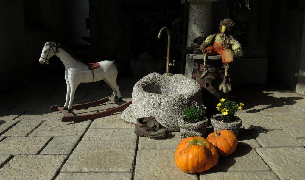 Vrtni umivalniki in pipe
