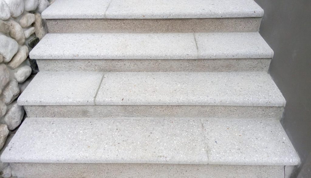 Stopnice in polžaste stopnice